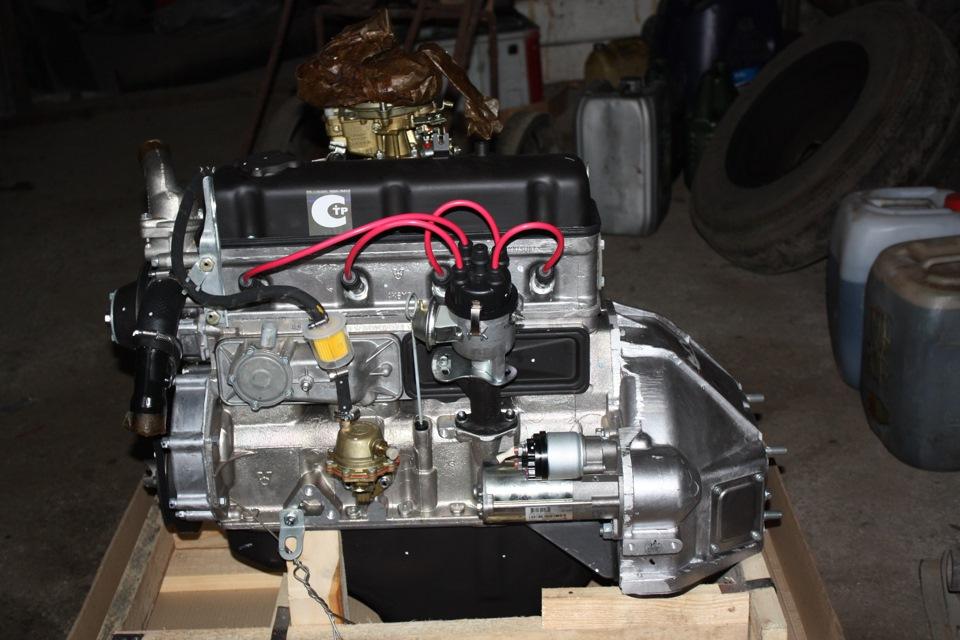Бу двигатели для уаза 2