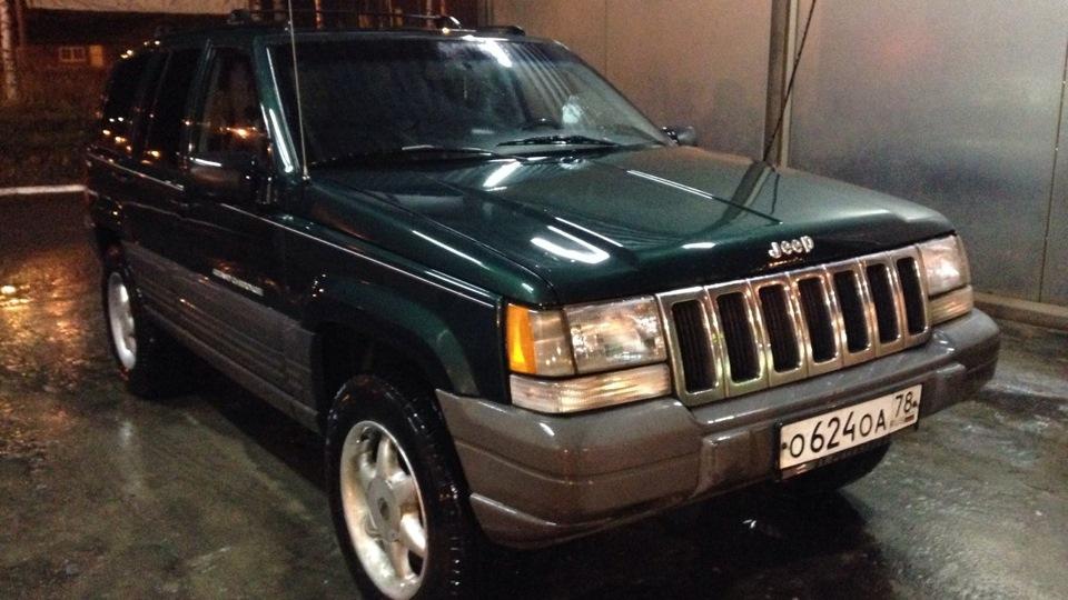 Двигатель Jeep Grand Cherokee 1999-2 4 купить в