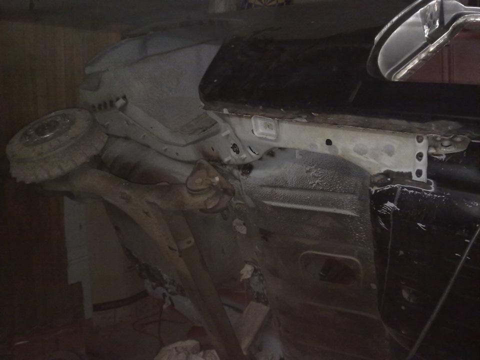 c85a318s 960 - Лонжерон ваз 2109 - ремонт, замена