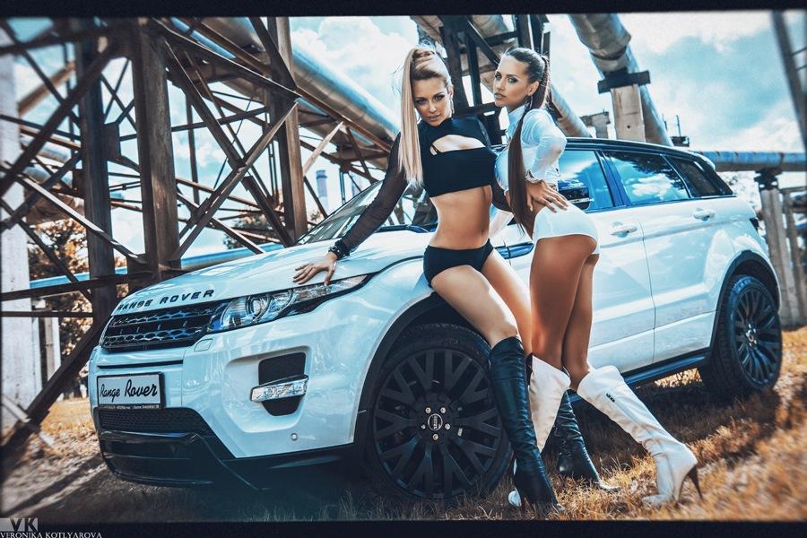 Блондинки на rover ru