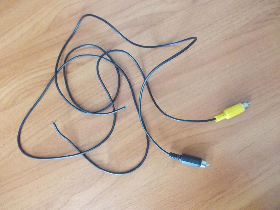 AUX кабель для автомагнитолы - как сделать самому - Сделай сам 83