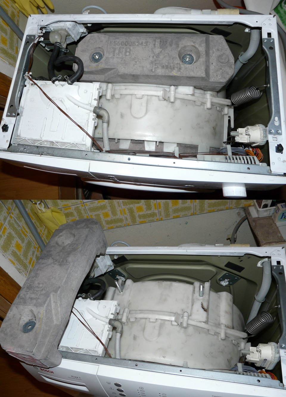 Ремонт стиральной машины bosch maxx 6 своими руками фото 16