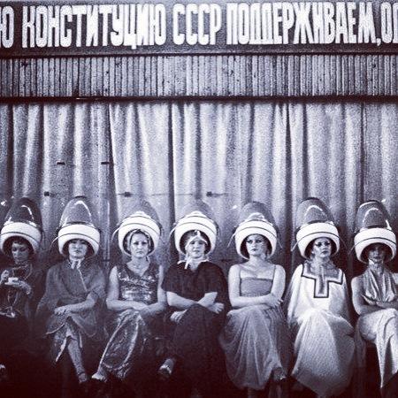 Новую конституцию СССР поддерживаем. одобряем!