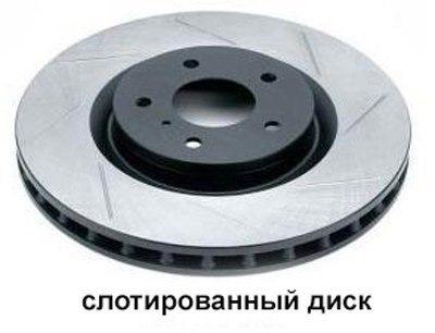 Купил перфорированные тормозные диски «ZK» - Drive2 ru