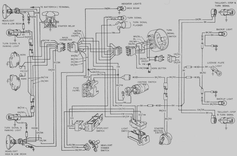 схема электрооборудования додж неон