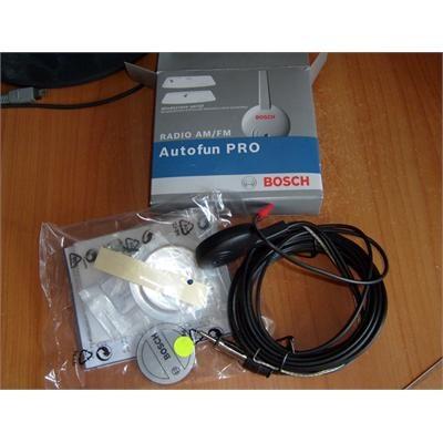 Антенна bosch autofun pro инструкция