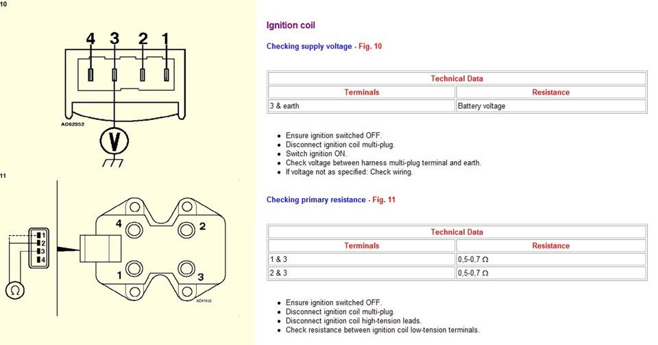 Схема Подключения К Катушке Зажигания Опель Омега Б