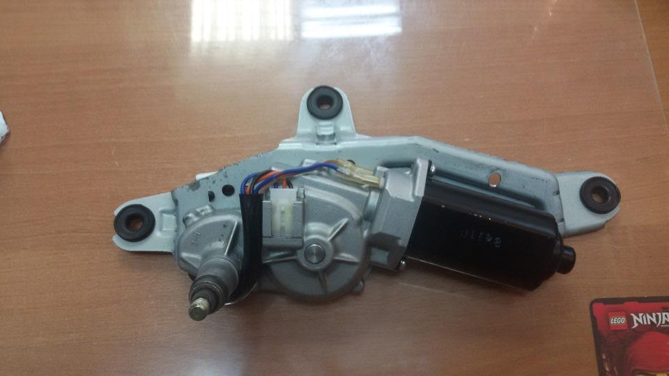 Ремонт моторчика заднего стеклоочистителя nissan x trail Обманка лямбда-зонда бмв х5 е53
