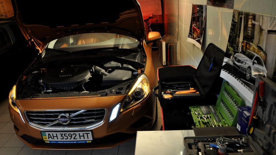 Замена антифриза  форд фьюжн 1 6