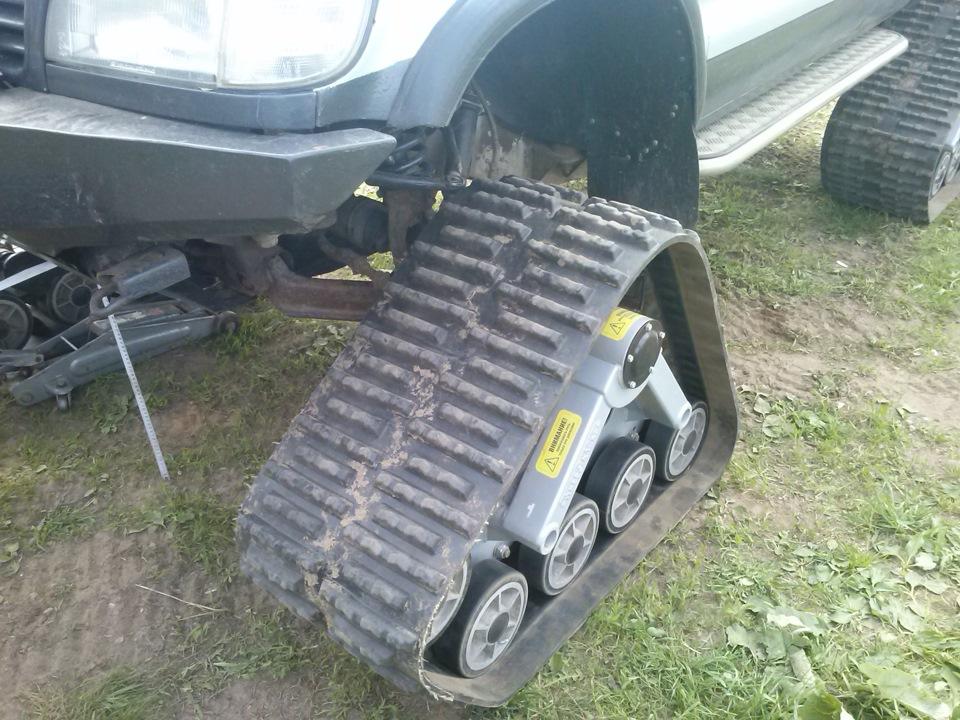 Как сделать гусеницы на машину фото 421