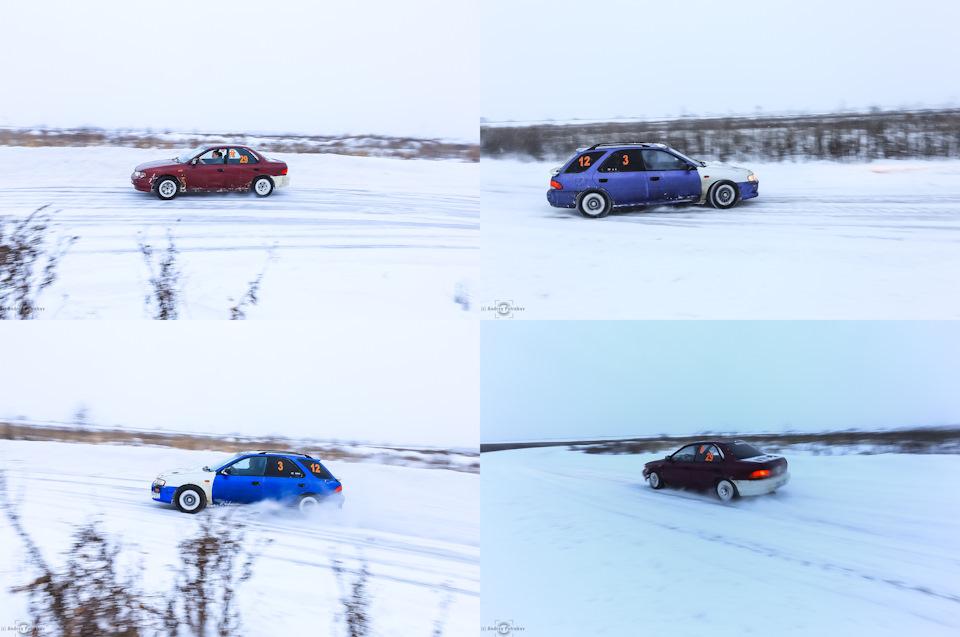 Некоторые экипажи были двойными — за рулём 1 авто 2 разных участника