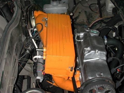 Как увеличить мощность двигателя 2121
