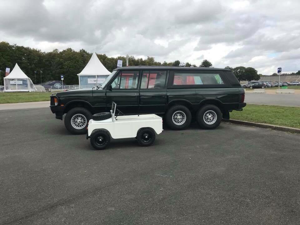 jaguar land rover festival 2017 (france) — community «range rover