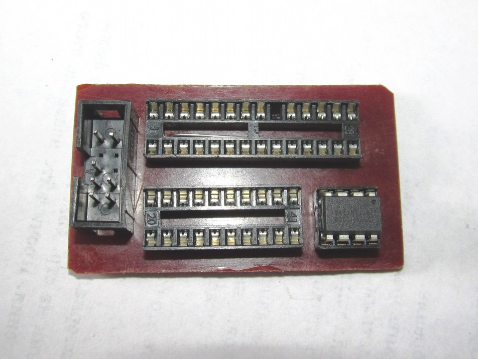 USBasp программатор AVR