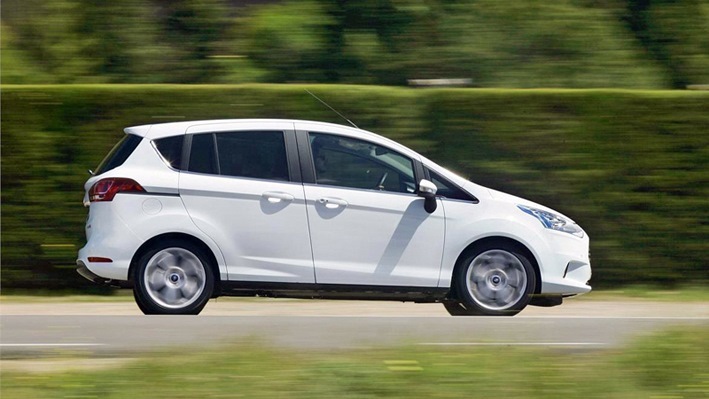 ford b max titanium owner review drive2. Black Bedroom Furniture Sets. Home Design Ideas