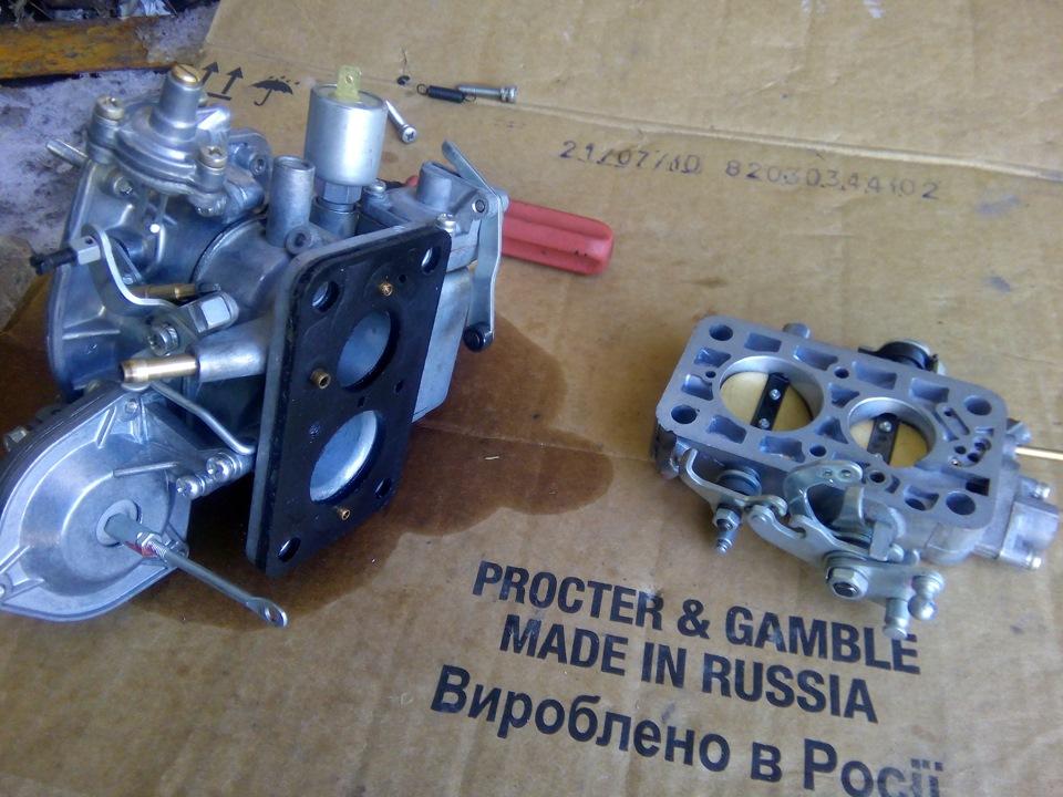 c95a87cs 960 - Установка газового оборудования на автомобиль карбюратор