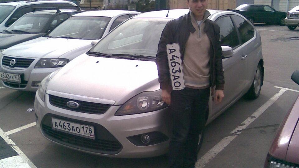 форд трёхдверный фото