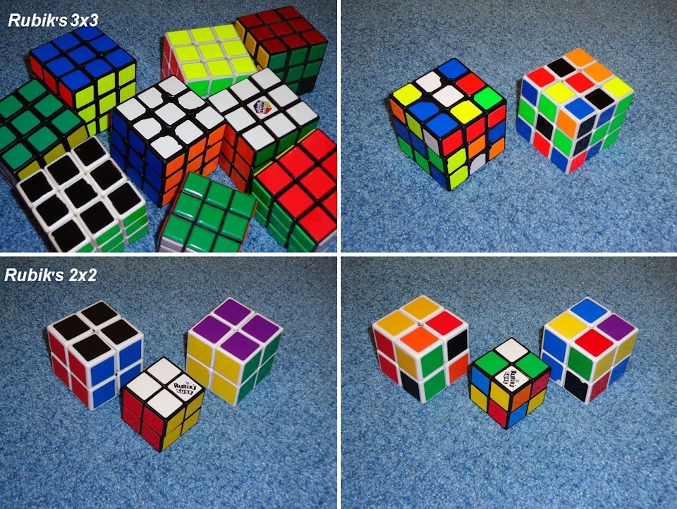 Кубик рубик своими руками сделать 39