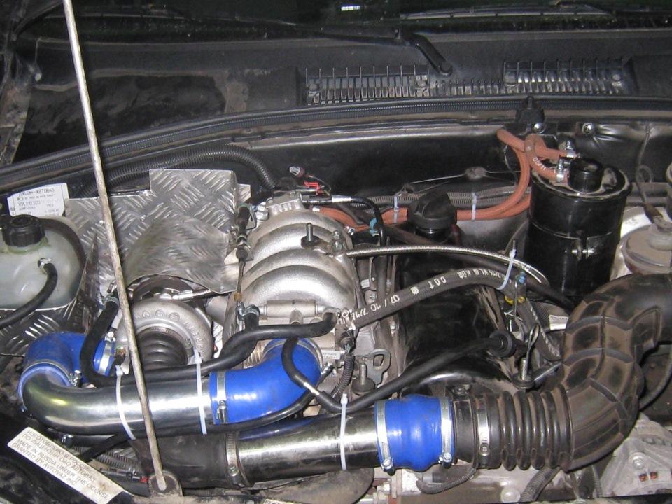 Форсирование двигателя нивы 21213 фото 2