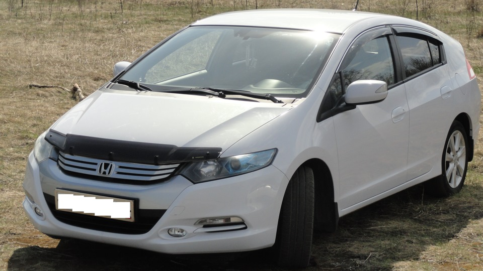 дефлектор honda insight
