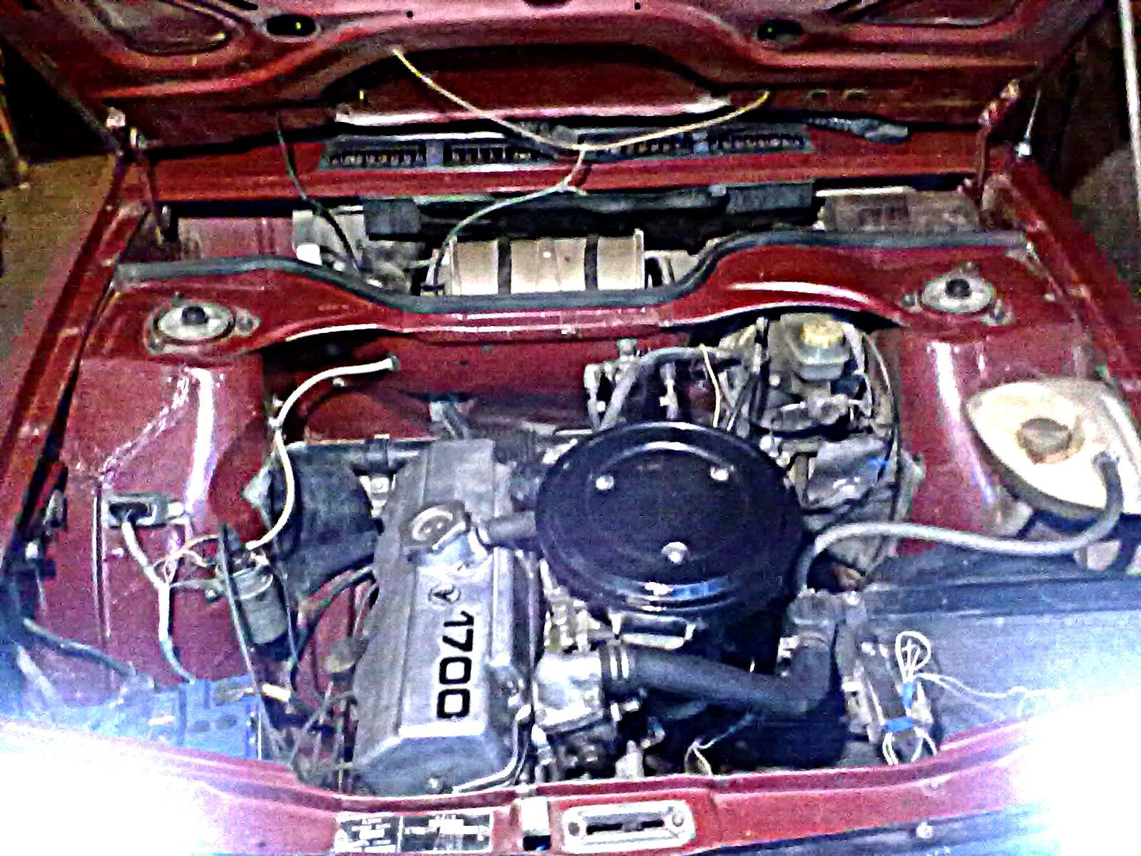 Фото двигателя москвич 2141