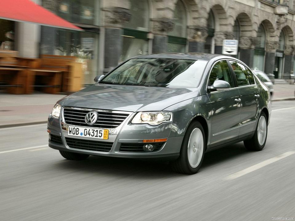 Volkswagen Passat B6: 04 фото…
