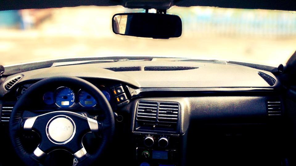 Фото №12 - панель управления ВАЗ 2110