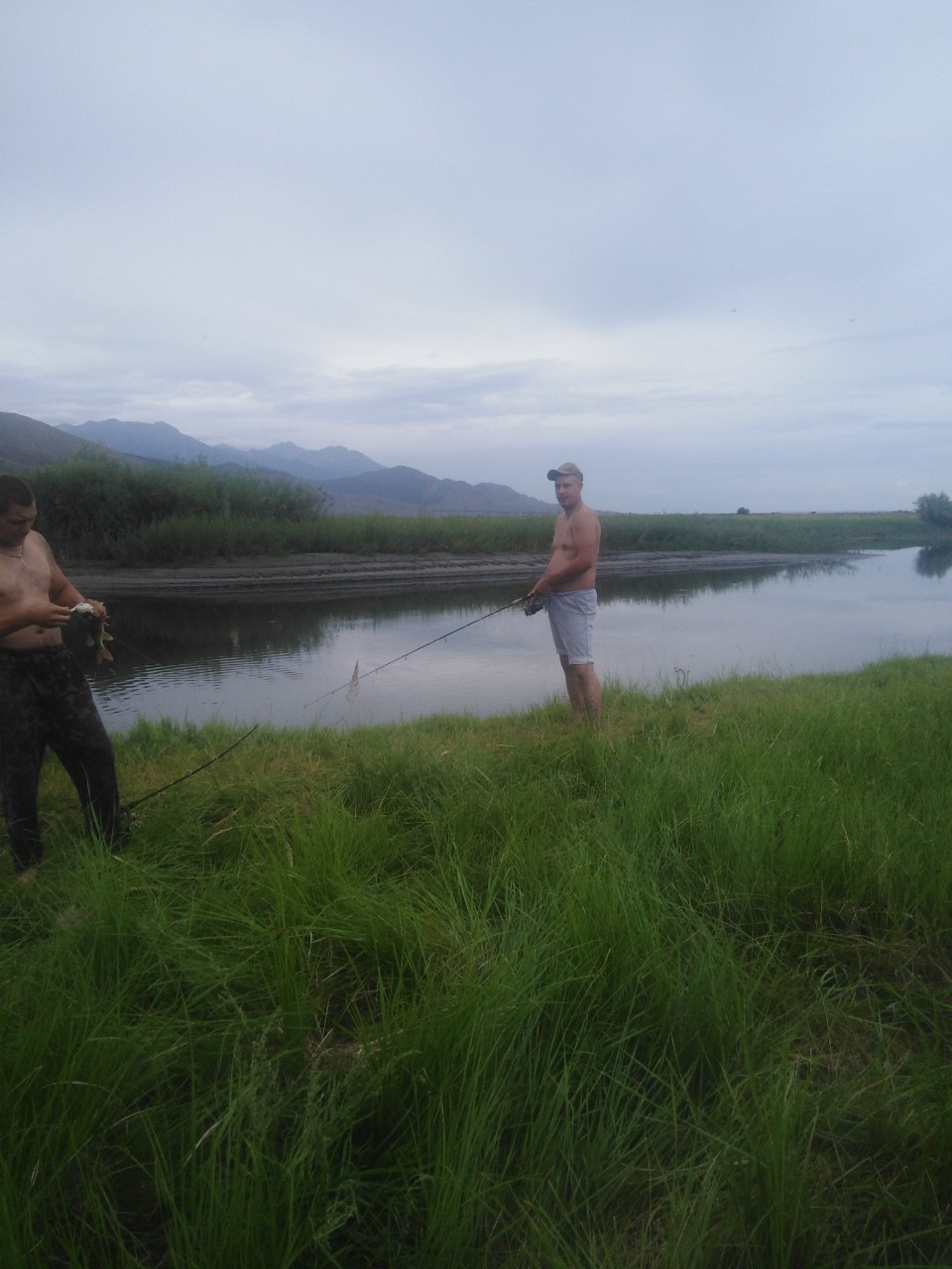 слишком фото рыбалка в баргузине предпочитают
