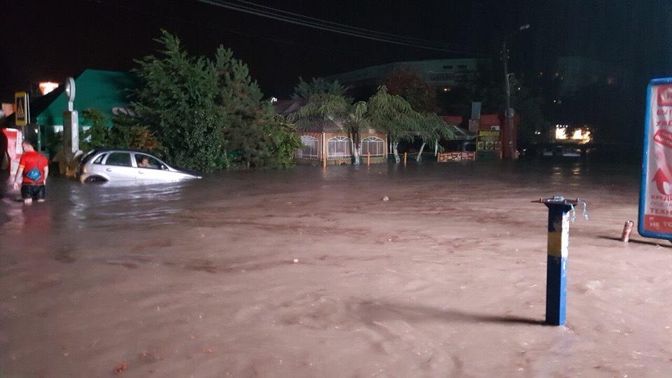 Ураган в крыму сентябрь фото