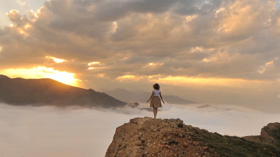 Гора Шалбуздаг в Дагестане