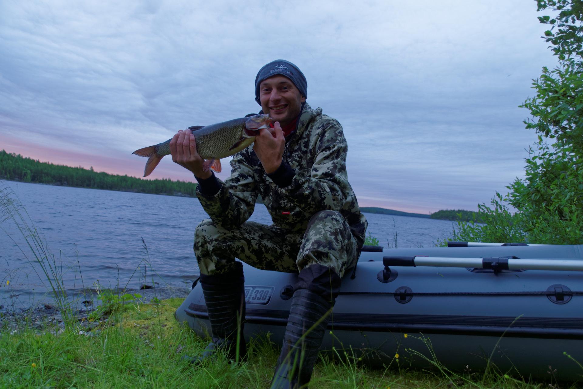 Северный вагай рыбалка