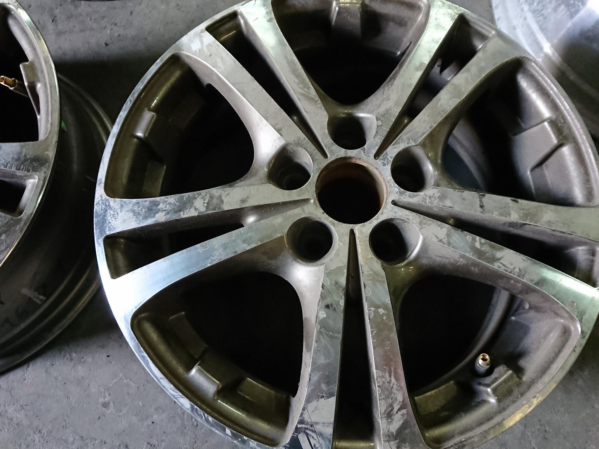 Как выбрать ремонт дисков на авто
