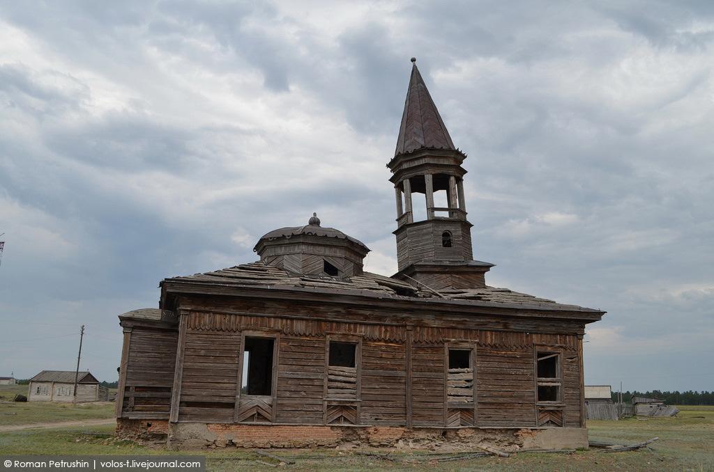 Мечеть в Аккольске