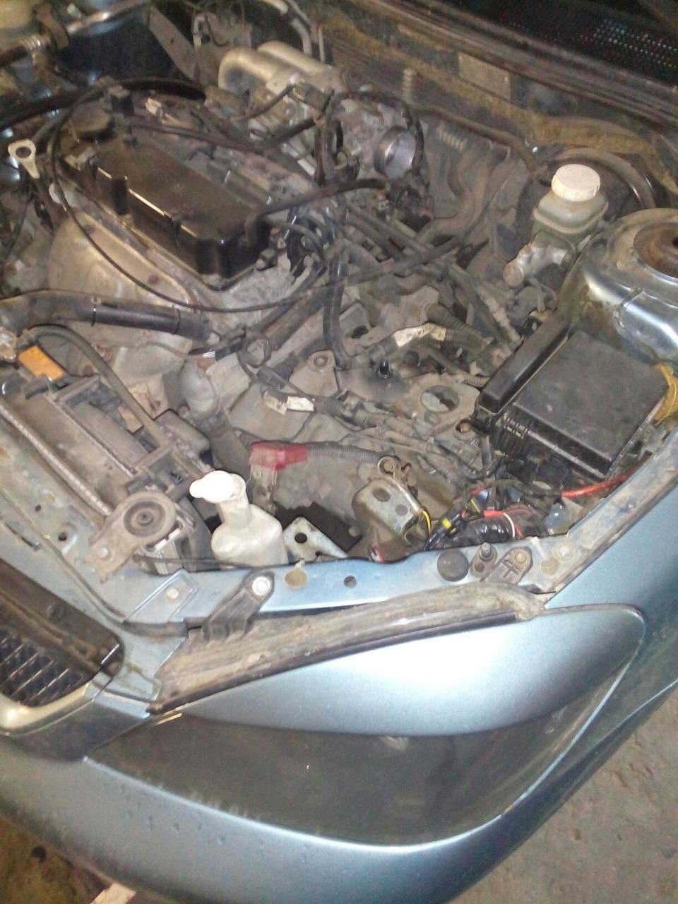 Двигатель и сцепление своими руками фото 431