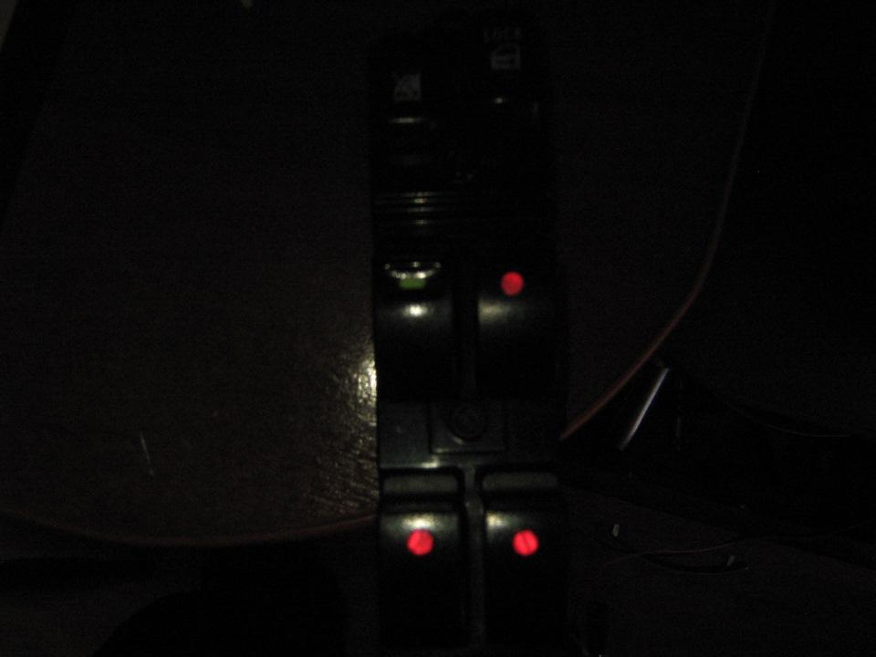 Подсветка кнопок стеклоподъемников лансер 9