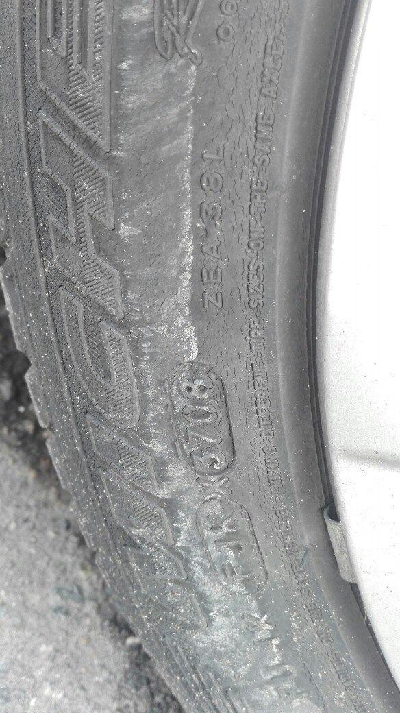 J4 Сколько ходит зимняя резина (шипы) [Архив] - Hyundai Elantra и