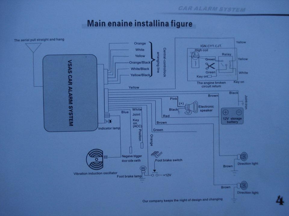 Инструкция автосигнализации питбуль