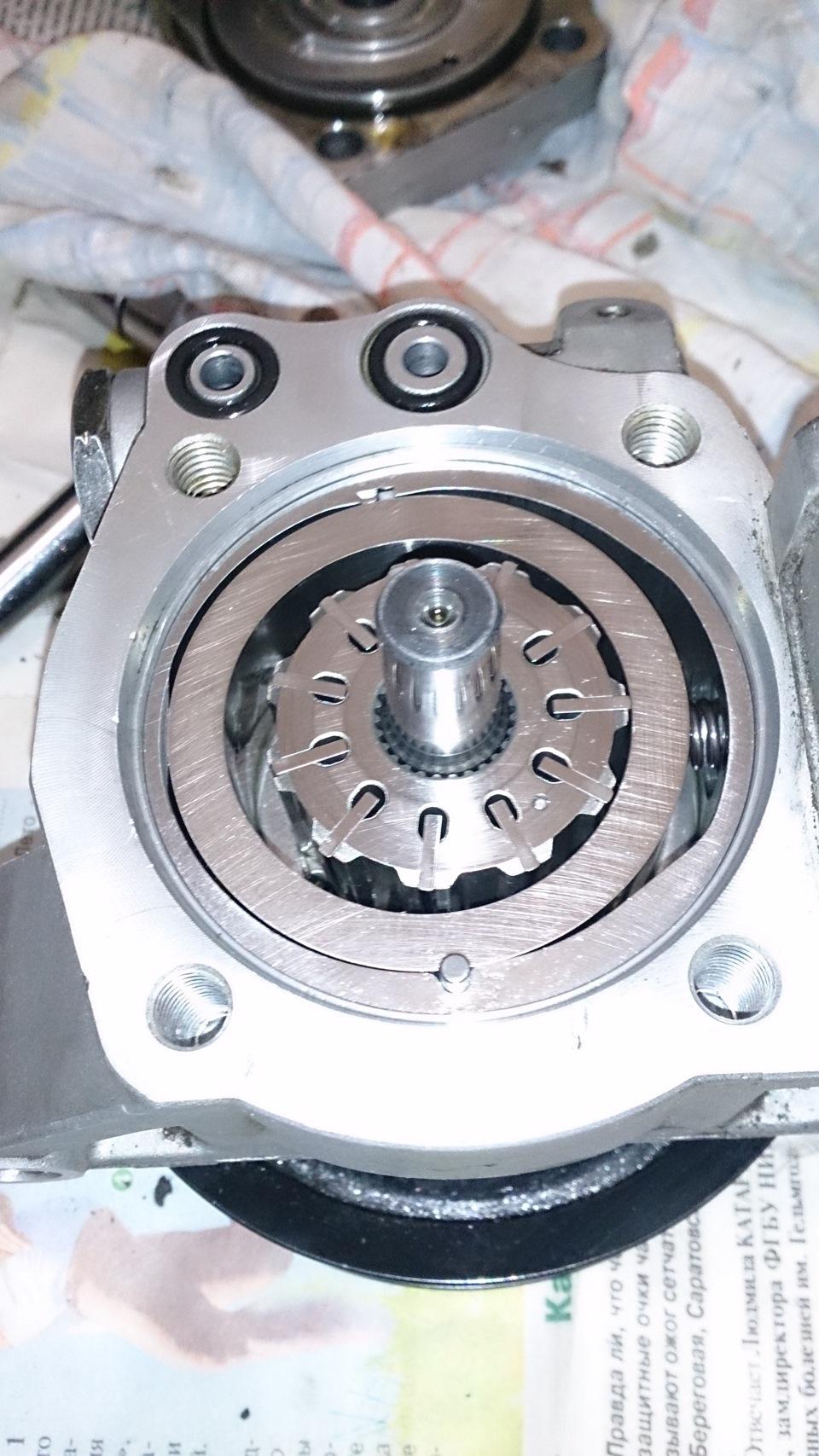 насос гидроусилителя ford s-max