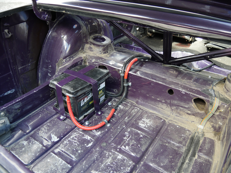 ca3671ds 960 - Украли аккумулятор ваз 2107