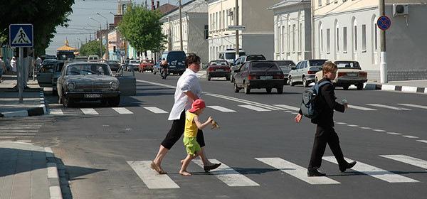 нарушени дарожное движение пешехода и штрафи