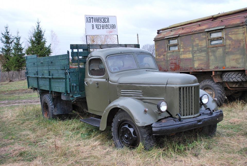 грузовики ссср