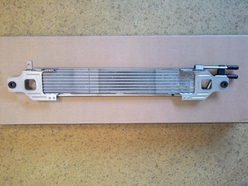 дополнительный радиатор акпп honda
