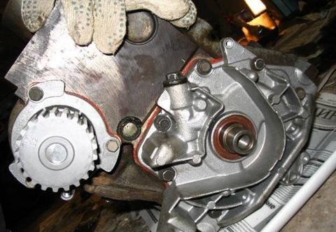 Переделка карбюраторного двигателя ВАЗ 21083 в 16 клапанный инжекторный.