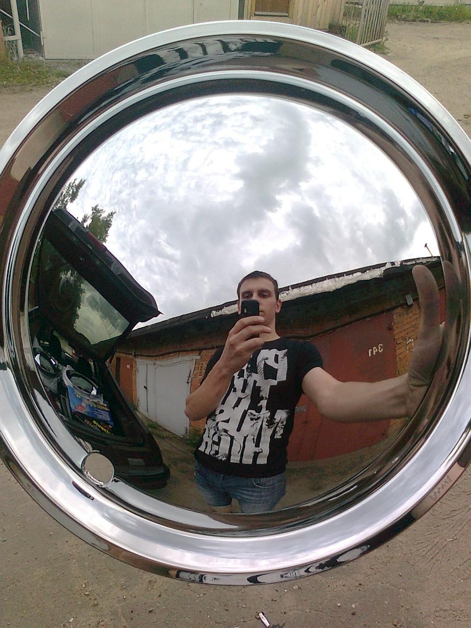 Колпак на колесо своими руками фото 569