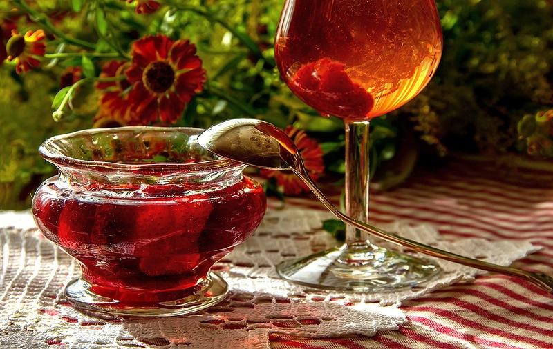 Варенье к чаю картинки