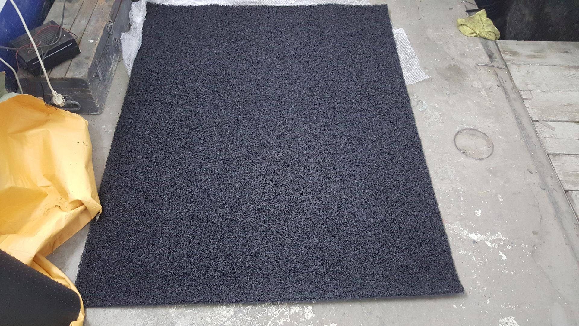 Покрытие или коврик своими руками
