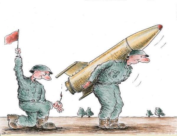 Анимация, картинки приколы артиллерия