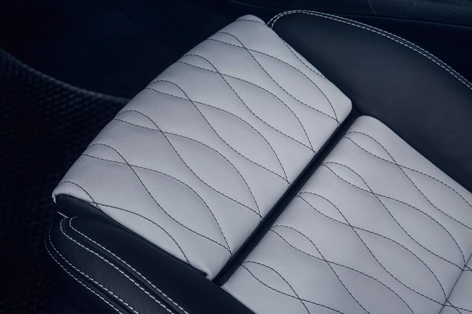 Сидения для Mercedes-Benz GLA