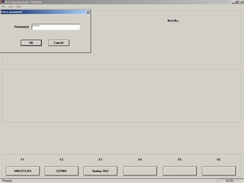 Crib on blocks BMW (for INPA NCS Expert) — logbook BMW 5