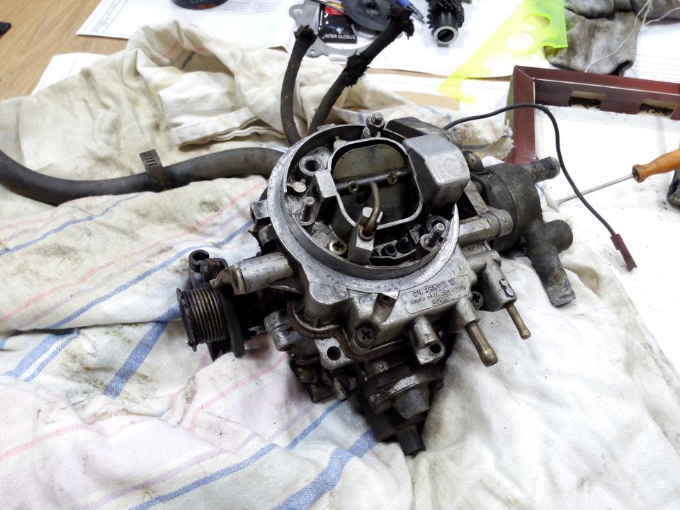фото ремкомплект pierburg на карбюратор